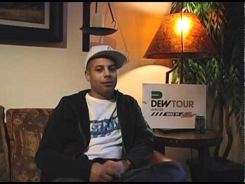 Winter Dew Tour - Keir Dillon Interview