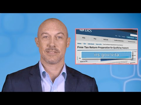Do-It-Yourself Free Tax Preparation - YouTube
