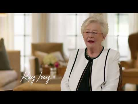 Kay Ivey Supports President Trump's Agenda