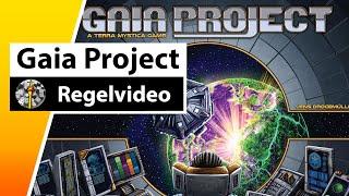 Gaia Project - Regeln & Beispielrunde