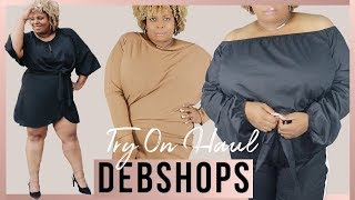 Deb Shops Plus Size Try On Haul