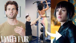 How Celebrity Trainers Got Scarlett Johansson, Olivia Cooke & More In Shape | Vanity Fair