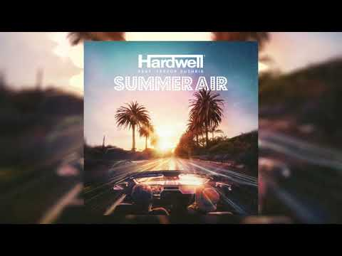 Hardwell Feat. Trevor Guthrie - Summer Air (Preview)