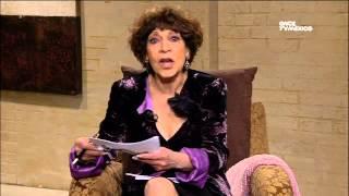 Conversando con Cristina Pacheco - Luis Mandoki