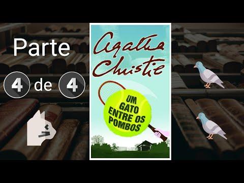 QUEM FOI O POIROT??? Um Gato Entre os Pombos - Agatha Christie | RESENHA FINAL!