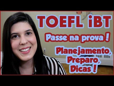 TOEFL iBT: Como TIREI 110? DICAS de como ESTUDAR para PASSAR na prova do TOEFL