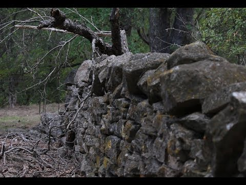 1800s Rock Fences in Fredericksburg video poster.