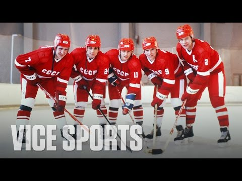 Slava Fetisov and the Soviet Hockey Legacy