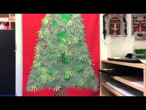 NAIS Christmas Friendship Tree 2014