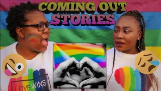 THE TOYANAS// OUR COMING OUT STORIES// PRIDE// LESBIAN MARRIED COUPLE// SOUTH AFRICAN YOUTUBERS//