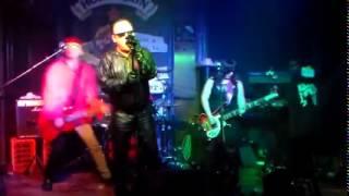 Machine Gun Etiquette - The Damned tribute - Neat neat Neat - Evesham - 21/08/15