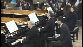 Mozart: Concerto per 3 Pianoforti K242