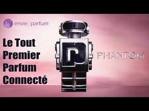 Phantom : Le tout premier parfum connecté de Paco Rabanne