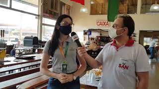 Café com negócios na Mercosul Rede Constru e Cia em Capitão