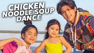 Chicken Noodle Soup   J Hope Ft Becky G Dance | Ranz And Niana