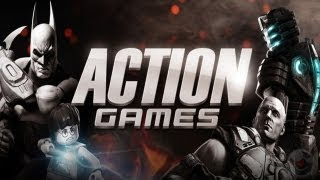Top Action Games For iPhone, iPod and iPad Touch