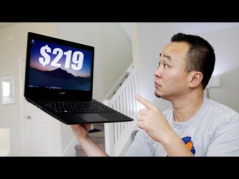 Should You Buy this $219 Budget Laptop?