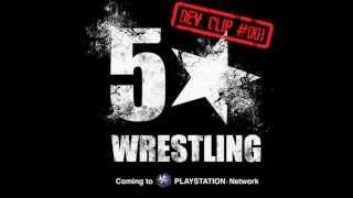 Video: 5 Star Wrestling Dev Clip #1 (Limb Damage)