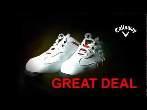 Callaway Sport Era Golf Shoes