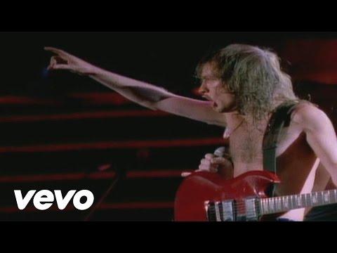 That's The Way I Wanna Rock'n'roll Lyrics – AC/DC