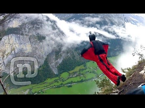 Roner Vision: European Wingsuit Adventures