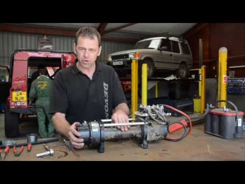 HOW TO REPAIR A WINCH - PART 2 (OF 3)