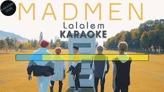 MadMen - Lalalem (караоке, текст, лирика)