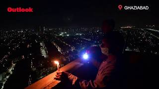 India Lights Candles, Lamps To Fight 'Darkness Of Coronavirus'