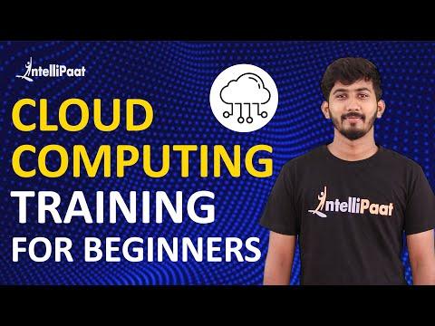 Cloud Computing Training For Beginners | Cloud Computing ...