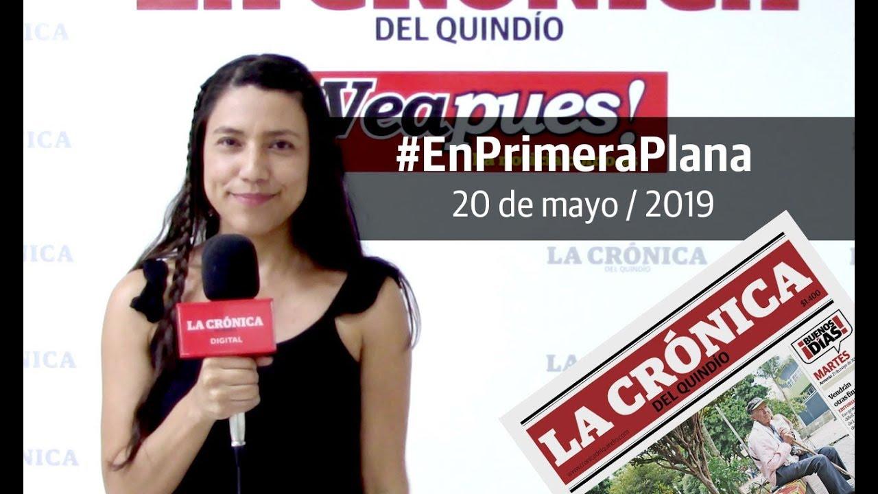En Primera Plana: lo que será noticia este martes 21 de mayo