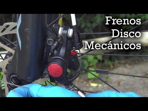 Instalación frenos de disco mecánicos | @BircoBici