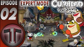 CupHead Expert Mode (2) - You're not giving us enough credit