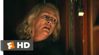 Halloween (2018) - Laurie's Fortress Scene (8/10) | Movieclips