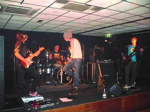 The Dying Flutchmen - Sad Man's Tongue cover in Langenboom