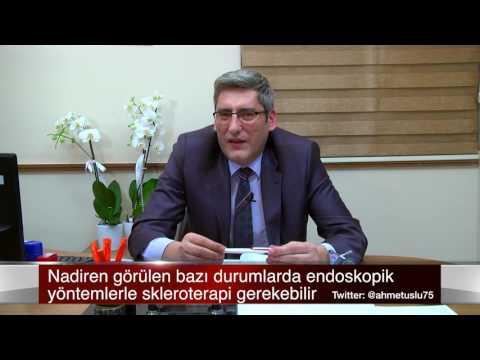 Uzman Dr. Ahmet Uslu - Mide Kanaması Tedavisi Nasıl Yapılır?