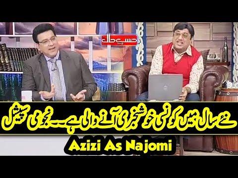 Naye Saal Ki Nai Khushkhabri – Hasb e Haal – Dunya News
