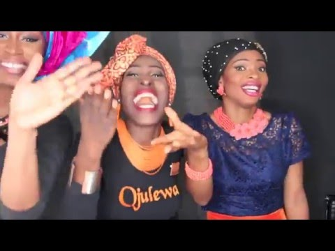 Ojulewa Shows How to Tie Various Styles of Gele