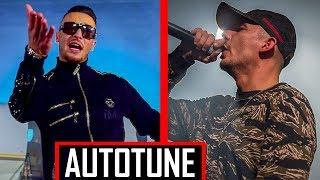 🔴 So Klingen Deutsch Rapper OHNE AUTOTUNE (schockierend) 😲 Gzuz, KMN Gang, Ufo361