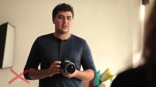 Смотреть онлайн Учимся правильно фотографировать людей: ошибки