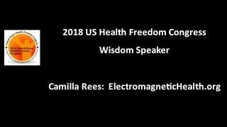 Camilla Rees: 2018 Congress Speaker