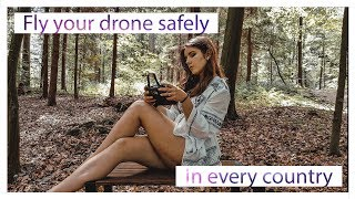 How to Fly your drone safely in every country - 5 tips | MaiOnHigh
