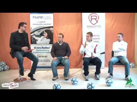 immagine di anteprima del video: calcioa5.gol - Puntata 06 del 12/11/13 - Stagione 2013/14