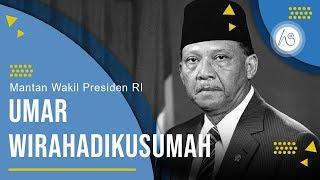 Profil Umar Wirahadikusumah - Mantan Wakil Presiden Republik Indonesia
