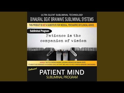 Patience, Patients  - Music Profile | BANDMINE COM