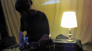 Swann Danger (live) - at First Church of the Buzzard on 12.18.2010