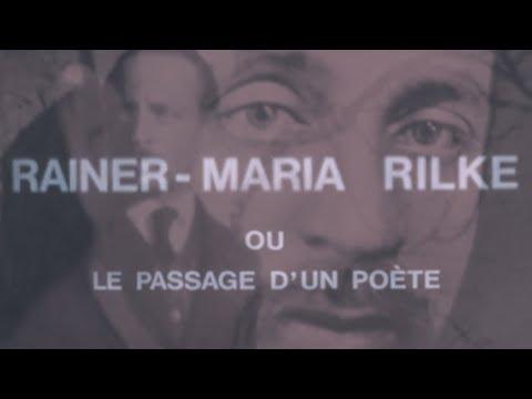 Vidéo de Rainer Maria Rilke