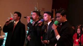 """Away In A Manger"" - The Singuillo Quartet"""