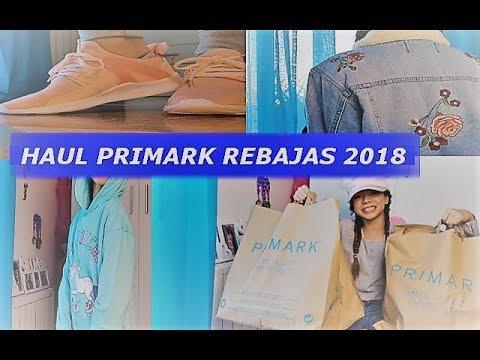 HAUL PRIMARK REBAJAS  2018 + Ropa para Luna de Antonio Juan
