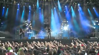 Evile - Live @ Bloodstock Open Air (12.08.2012) Full show