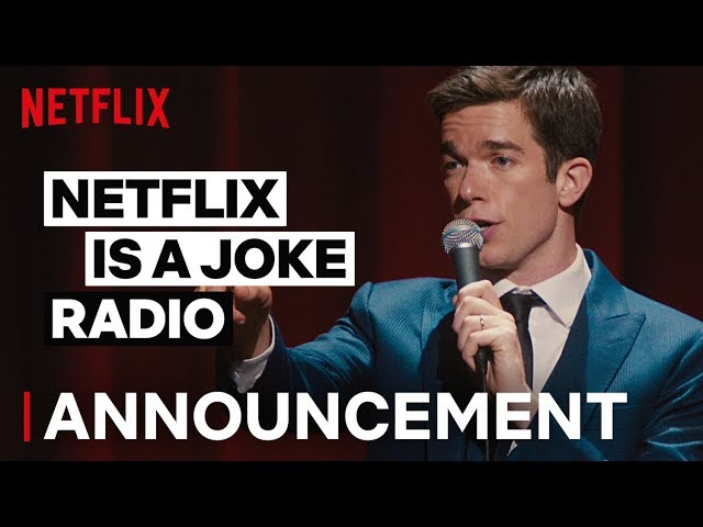 Netflix to launch Netflix is a Joke satellite radio channel